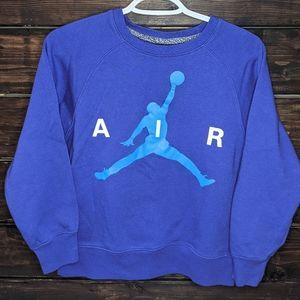 Jordan pullover crew neck sweater